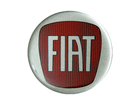 Emblema de Roda Fiat Resinado 117mm Punto