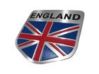 Emblema Badge Inglaterra 5x5cm