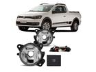 Farol Milha Neblina para Volkswagen Saveiro G6 Botão Original