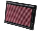 Filtro K&N Inbox 33-2381 para Frontier 2.5 Diesel 08/13