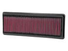Filtro K&N Inbox 33-2487 para Fiat 500 16v Turbo Abarth