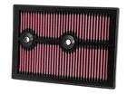 Filtro K&N Inbox 33-3004 para Golf 2014 1.4 TSI | Audi A3 2014 1.4 TFSI | A1 1.4L L4 F/I