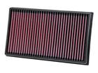 Filtro K&N Inbox 33-3005 para Novo Golf 2.0 TSI | Audi A3 1.8 TFSI