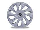 Calota Esportiva Aro 14 DS4 Silver 4x100 4x108 5x100