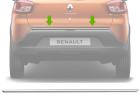 Friso Cromado de Porta-malas para Renault Kwid 17/..