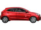 Friso Lateral para Ford Ka 2015 - Transparente