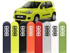 Friso Lateral para Fiat Uno 2011/2013 Pintado