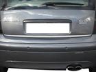 Friso de Porta-Mala Citroen C3 2003 até 2012