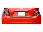 Friso de Porta-Mala Chevrolet Sonic Hatch