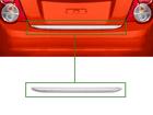 Friso de Porta-Mala Chevrolet Sonic Sedan
