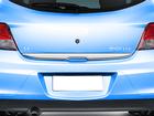Friso de Porta-Mala Chevrolet Onix