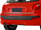 Friso de Porta-Mala Peugeot 206 e 207