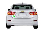 Friso Cromado Porta-Malas Cruze Turbo Sedan