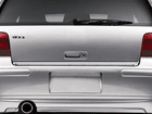 Friso de Porta-Mala Volkswagen Golf 1999 até 2006