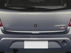 Friso de Porta-Mala Renault Sandero 2007 até 2014