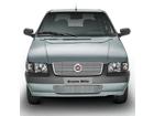 Grade Aço Inox Fiat Uno Mille 04/14 Superior + Inferior Filetes