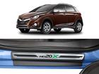 Soleira Premium Hyundai HB20X Aço Escovado