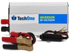Inversor de Voltagem 300W 12V - 110V TechOne