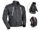 Jaqueta Moto Texx Air Bag One Proteção e Segurança 100% Impermeável