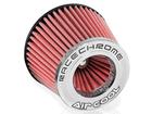 Kit Air Cool Race Chrome Duplo Fluxo Vermelho HB20 HB20S HB20X 1.6