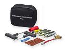 Kit para Conserto de Pneu Moto (Inclui Ferramentas para Reparo e 3 Garrafas de Co2 16g) Bering