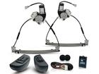 Kit Vidro Elétrico Sensorizado para Clio 2P 2013/2016