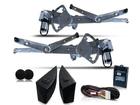 Kit Vidro Elétrico Sensorizado para Corsa 2P Pickup Corsa Antiga