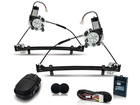 Kit Vidro Elétrico Sensorizado para Escort Zetec Dianteiro