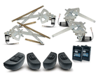 Kit Vidro Elétrico Sensorizado para Etios 2012/.. Completo