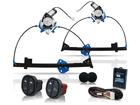 Kit Vidro Elétrico Sensorizado para Ka 2008/2014