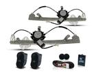 Kit Vidro Elétrico Sensorizado para Logan 2007/2010 Dianteiro