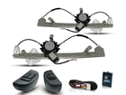 Kit Vidro Elétrico Sensorizado para Sandero 2011/2014 Dianteiro