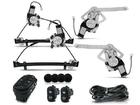 Kit Vidro Elétrico Simples para Escort Zetec Completo