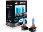 Lâmpada Super Branca H9 4200k Crystal Blue Power Alper
