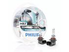 Lâmpada Xtreme Vision HB3 9005 Dobro de Iluminação Philips 3350K