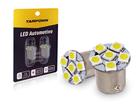 Lâmpada LED 6 SMD 5050 BA15S 12V Branca Tarponn