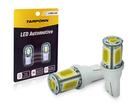 Lâmpada LED Pingo T10 16+1 LED COB 12V Branca Tarponn