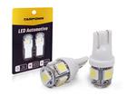 Lâmpada LED Pingo T10 5 LED SMD 5050 12V Branca Tarponn