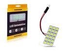 Lâmpada LED Placa 18 LED SMD 5050 12V Branca Tarponn