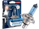 Lâmpada Philips Crystal Vision Ultra H4 Super Branca 60 / 55W 4300K - Para Moto