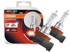 Lâmpada Osram SilverStar 2.0 H11 Amarela Par 3200K 55W +60% Iluminação
