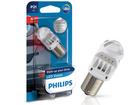 Lâmpada P21W LED Philips 1 Polo Vermelha Freio / Lanterna Traseira