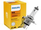Lâmpada Philips Standard Premium H4 Amarela Unidade 4300K 60W / 55W