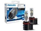 Lâmpada Fog X-Treme Ultinon LED H8 H11 H16 Philips 6000K Farol Neblina