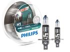 Lâmpada Xtreme Vision H1 130% mais Iluminação Philips 3700K
