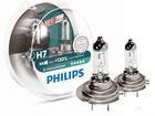 Lâmpada Xtreme Vision H7 130% mais Iluminação Philips 3700K