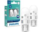 Lâmpada Philips Ultinon Pingo T10 Par 6000K W5W - Super Branca