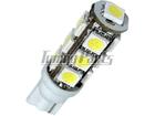 Lâmpada Pingo 13 LED-5050 3.12W Super Branco (unidade)