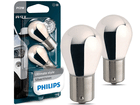 Lâmpada Philips SilverVision PY21W para Pisca [Setas] - Acabamento Prata
