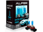 Lâmpada Super Branca H8 4200K Crystal Blue Power Alper